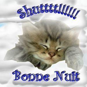 Gif bonne nuit