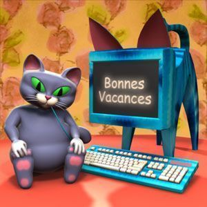 Gif Vacances