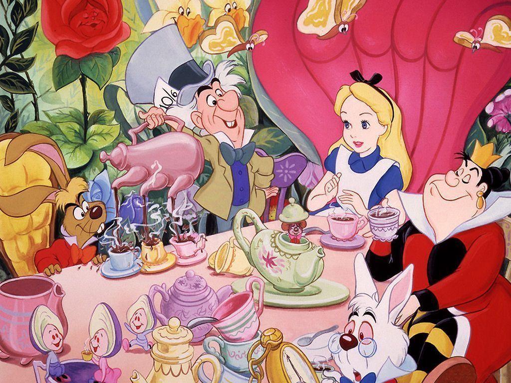 Disney alice au pays des merveilles - Tasse alice aux pays des merveilles disney ...